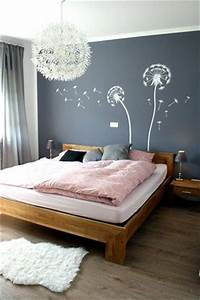 Ideen Zur Raumgestaltung : die besten 25 wandgestaltung schlafzimmer ideen auf pinterest buntes schlafzimmer design ~ Markanthonyermac.com Haus und Dekorationen