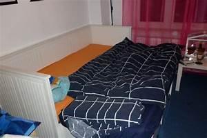 1 60m Bett : 39 mein raum 39 aus 1 mach 2 zimmerschau ~ Markanthonyermac.com Haus und Dekorationen