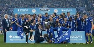 English Premier League 2015-2016 final points table, top ...
