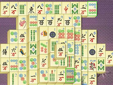 mah jong tiles msn free