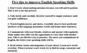 World Of English Usage & Grammar: Can you speak English ...