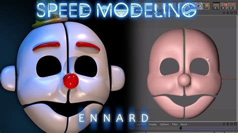 Fighter Craft 3ds Speed Modeling Video
