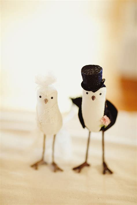 bird cake toppers birds oh so sweet wedding cake toppers chic
