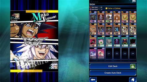yugioh duel links bakura s deck build deck fiends