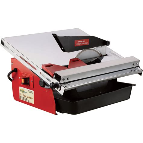 product free shipping northern industrial tools tile saw 7in blade size