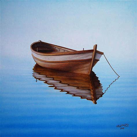 Fishing Boat Art by Fishing Boat I By Horacio Cardozo