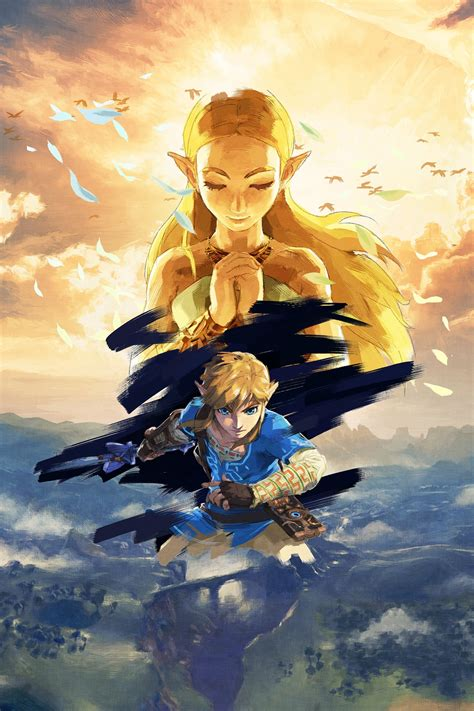 Legend Of Zelda Iphone Wallpaper (74+ Images