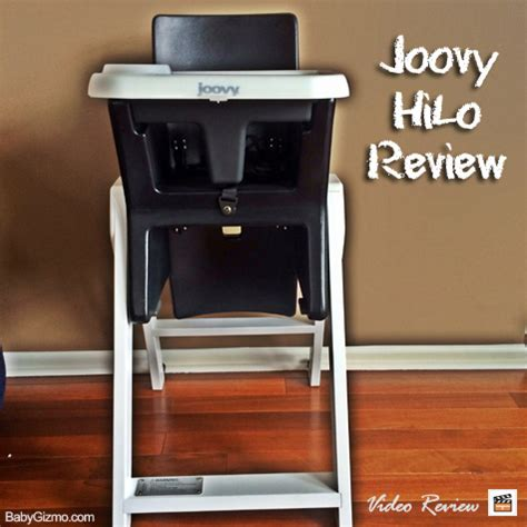 baby gizmo spotlight review joovy hilo high chair baby gizmo