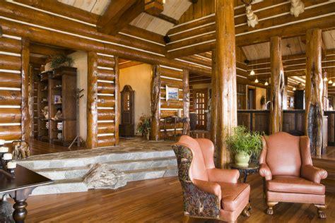 Home Interior : Log Home Interiors