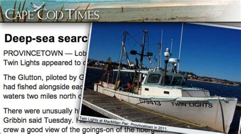 Cape Cod Boating Accident by Fisherman Recalls P Town Scalloper Accident New England