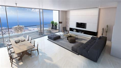 living room living room sea view interior design ideas