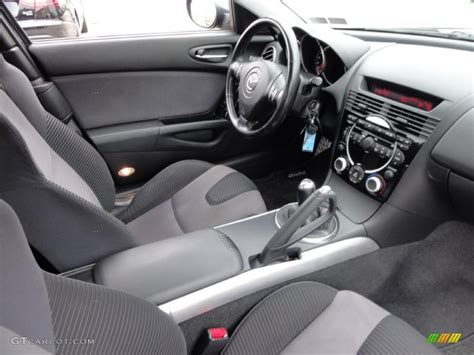 2004 mazda rx8 interior 2004 mazda rx 8 standard rx 8 model interior photo