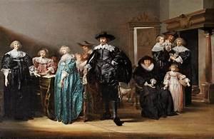 Pieter Codde (Amsterdam 1599-1678) , A group portrait of ...
