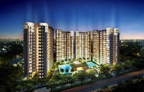The Scala Condominium @ Lorong Chuan Mrt Station New