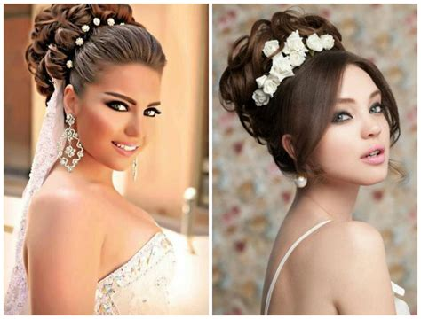 Inspiring Bridal Updo Hairstyle Ideas In Latest Styles Awesome Hairstyles Guys How To Do A Side Braid With Short Layered Hair Make Your Grow Longer Without Extensions Modern Curly Male Top Bun For Medium Curls Mens Haircut Long Back Easy And Beautiful At Home