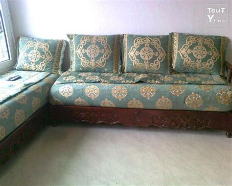 banquette marocaine en bois scult 233 colombes 92700