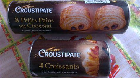 croissants et pains au chocolat avec croustipate 183 spontafute a des choses a dire