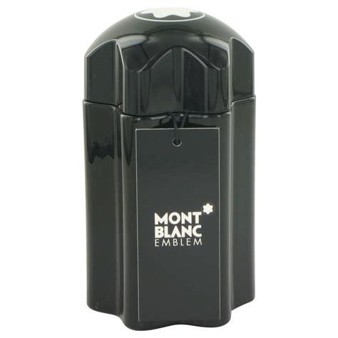 montblanc emblem by mont blanc eau de toilette spray tester 3 4 oz for