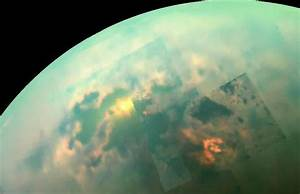 Study suggests Saturn's moon Titan may have ingredients to ...