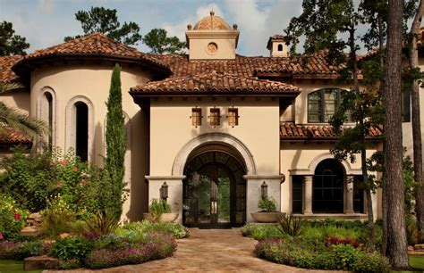 Mediterranean Style : What You Need To Know About Mediterranean Style Homes