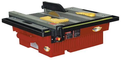 florcraft 7 quot heavy duty tile saw at menards 174