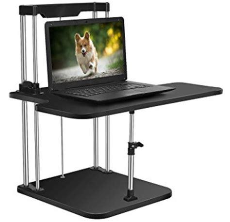 sit stand desktop workstations sit stand desk conversion