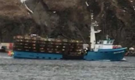 Destination Crab Boat Accident by Ntsb Says Icing Caused Fatal Sinking Of Fv Destination In
