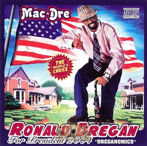 mac dre ronald dregan dreganomics cds rap guide