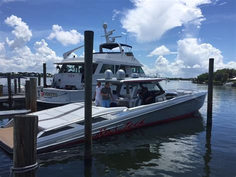 Nor Tech Hi Performance Boats In North Fort Myers by Life Is Good With A Nor Tech 560 After Nor Tech Hi