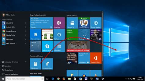 windows 10 cr 233 er un raccourci d une application sur le bureau m 233 diaforma