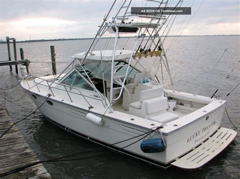 Offshore Sportfishing Boats by 1990 Tiara 31 5 Sport Fish