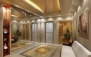 Beleuchtung Im Wohnzimmer : deckengestaltung im wohnzimmer erstaunliche abgeh ngte decke ~ Markanthonyermac.com Haus und Dekorationen