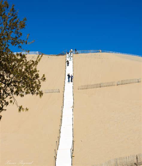 dune of pilat seasons changing