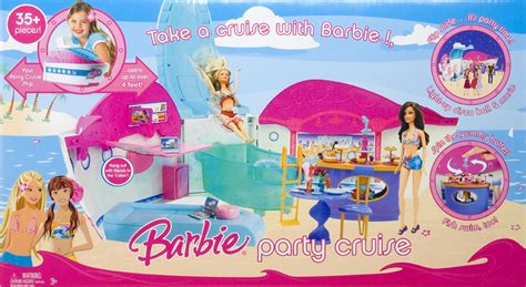 Barbie Boat Bed by Barbie Cruise Ship