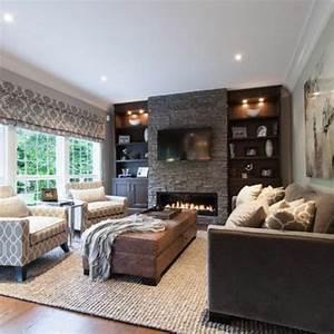 Wohnzimmer Ideen Bilder : wohnzimmer ideen braune couch startseite design bilder ~ Markanthonyermac.com Haus und Dekorationen