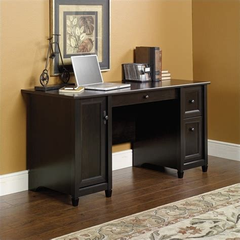computer desk in estate black 408558