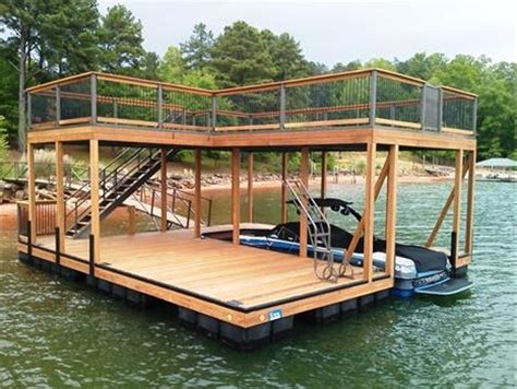 Boat Repair Granbury Texas by Custom Dock Systems Inc Anderson Sc Marine