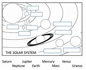 Solar System Worksheets Fill In (page 2) - Pics about space