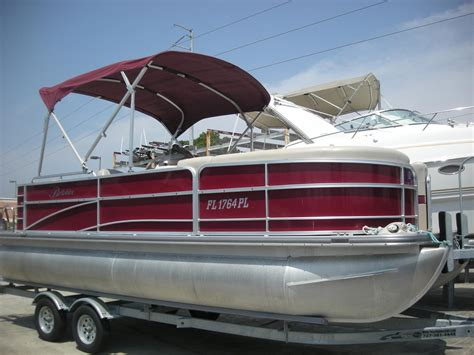 Sea Ray Pontoon Boats For Sale by Used Berkshire Pontoon Boats For Sale Boats