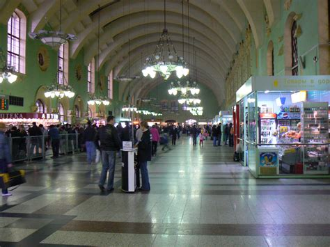 Moscow Train Station walking around moscow moscow to beijing on the trans