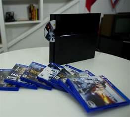 concours pour gagner une playstation 4 par tirage au sort gratuit