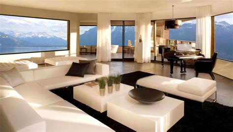 Luxury House Modern Contemporary Interior