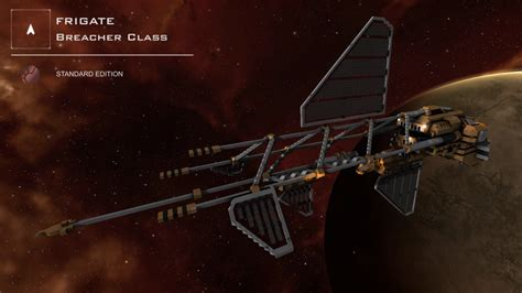 Missile Boats Eve Online by Minmatar Breacher Standard Edition Starmade Dock