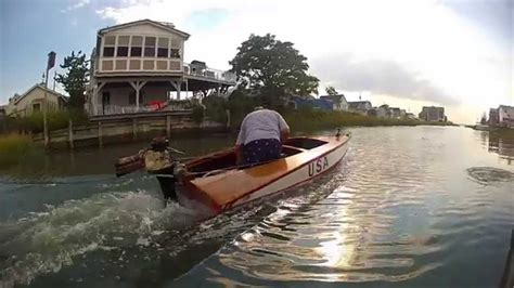 Boat Racing Videos by Vintage Outboard Boat Racing Youtube