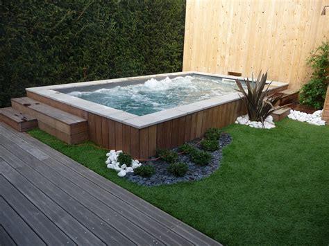 am 233 nager jardin ext 233 rieur faire une terrasse en bois