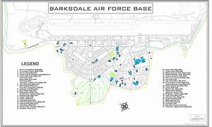 Barksdale Air Force Base (AFB) - Maplets