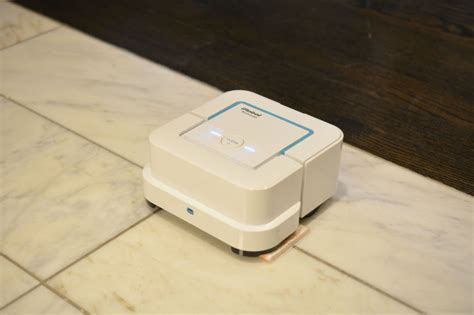 irobot s most affordable vacuum is the tiny new braava jet mopping robot the apple pips