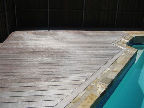 how to clean an ipe deck or other wood deck edeck inc