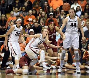 OSU women's basketball: Beavers drop to No. 3 seed for ...