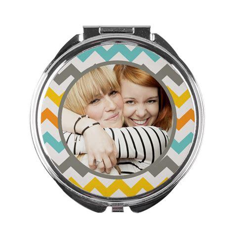 miroir de maquillage offrez un miroir grav 233 avec photo